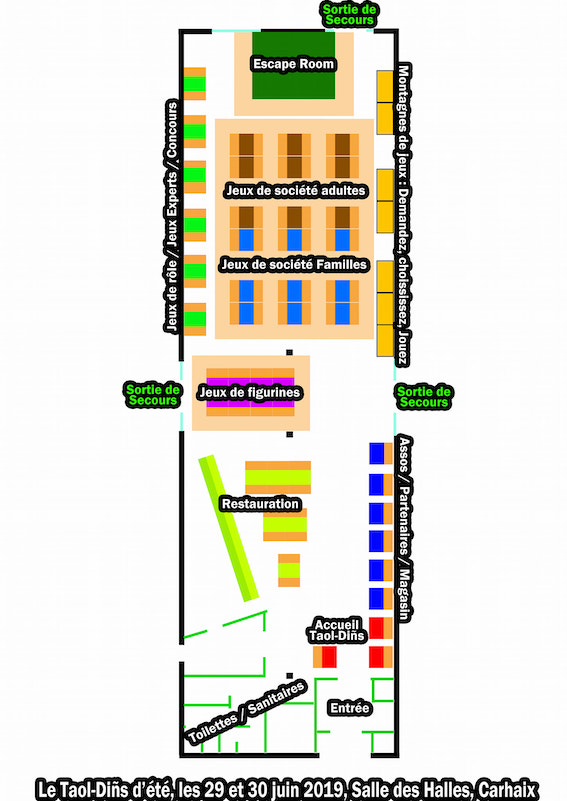 Carhaix 29-30 juin TaolDins2019